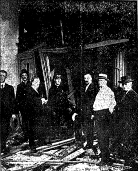 Cormier, L. E. (1909). Scene of the Explosion.  Retrieved March 1, 2015 from The Daily Picayune.