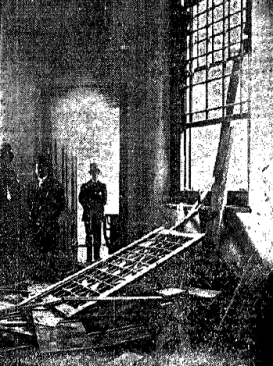 Cormier, L. E. (1909). A Wrecked Window.  Retrieved March 1, 2015 from The Daily Picayune.