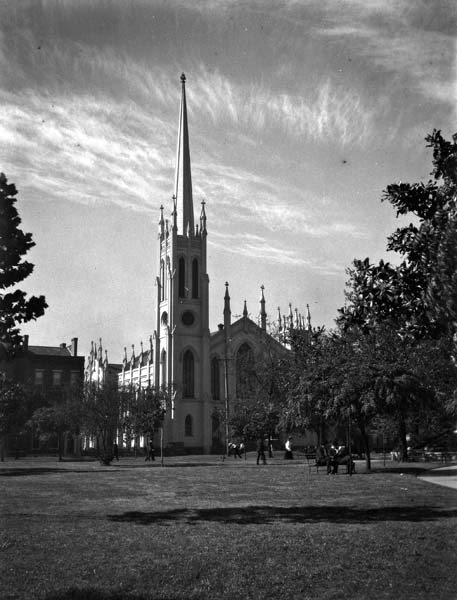 First Presbyterian, 1938. Source: New Orleans Public Library