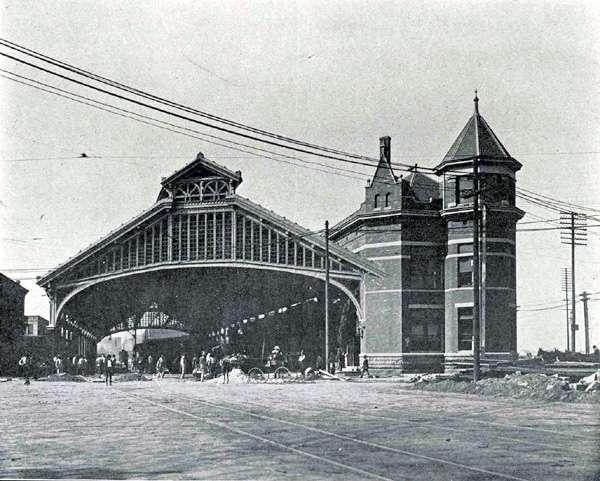 L&N Terminal, ca. 1910. Source: http://canalstreetcar.com