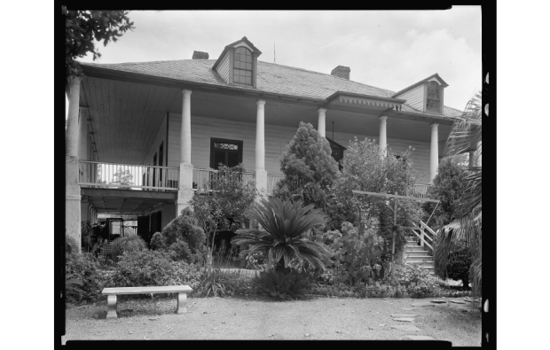 Chateau des Fleurs, Old Arabi, 1938. Source: Library of Congress