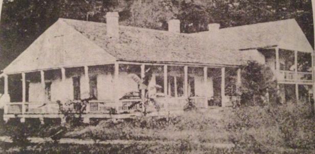 Villere Plantation, Chalmette, late 1890s