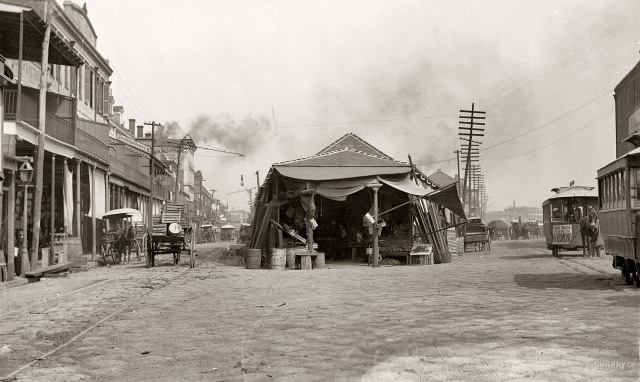 1880 - French Market
