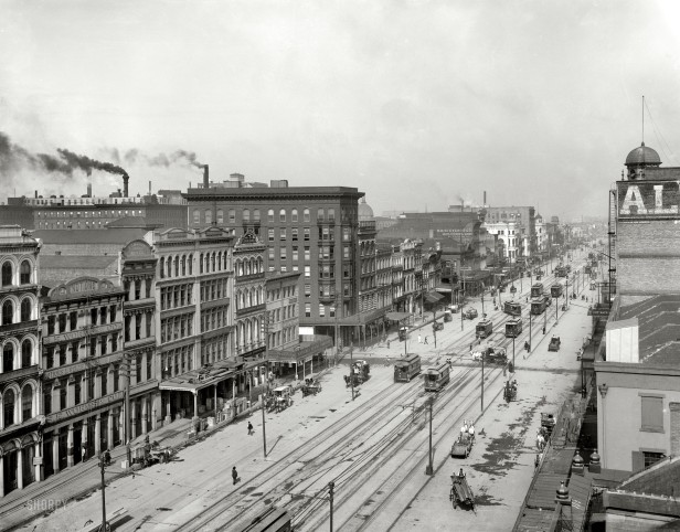 1903 - Canal Street