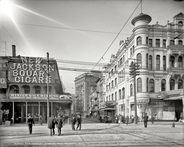 1905 - Carondelet Street