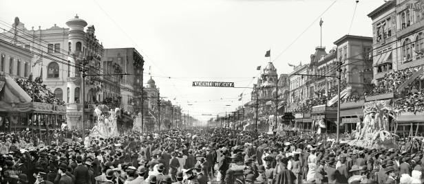 1907 - Rex Parade