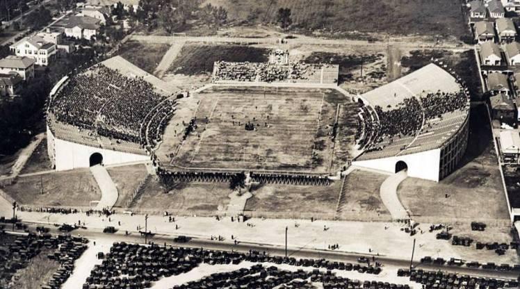 1926 - Tulane Stadium