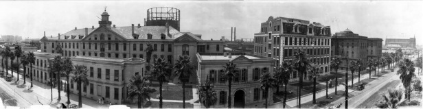 1928 Tulane and Charity Hospitals