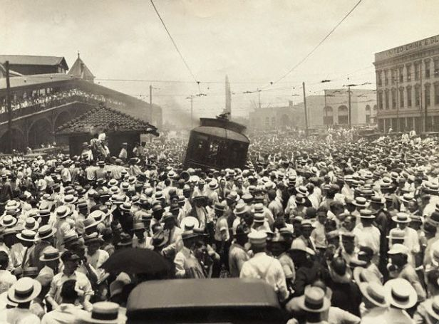 1929 - Street Car Strike