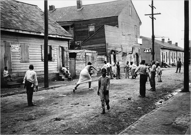 1930s - New Orleans during the Depression