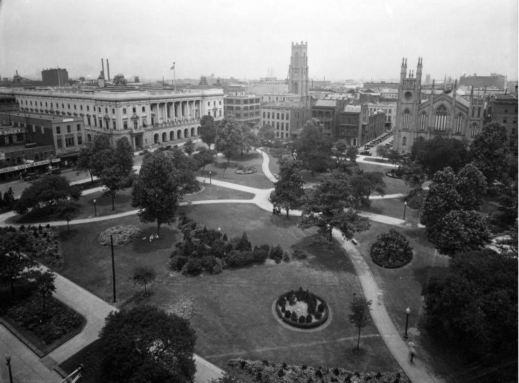 1938 - Lafayette Square