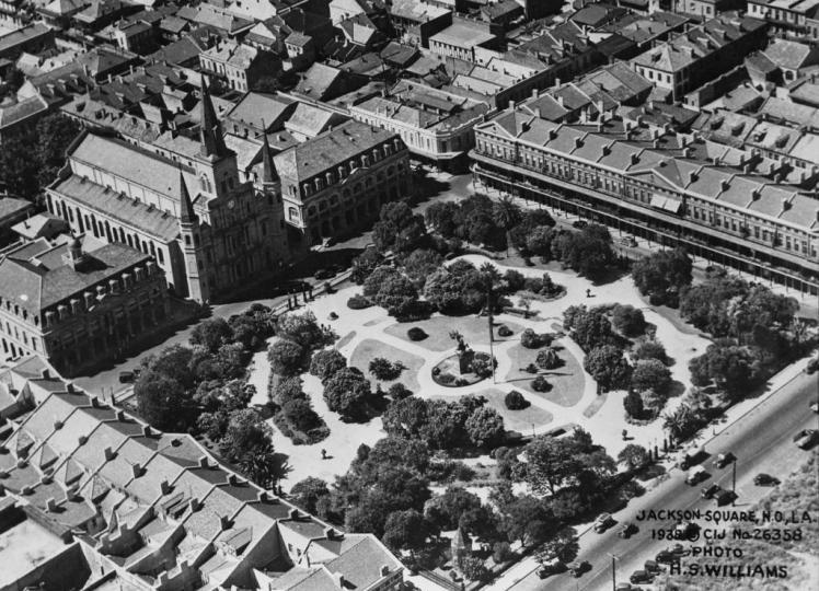 1939 - Jackson Square