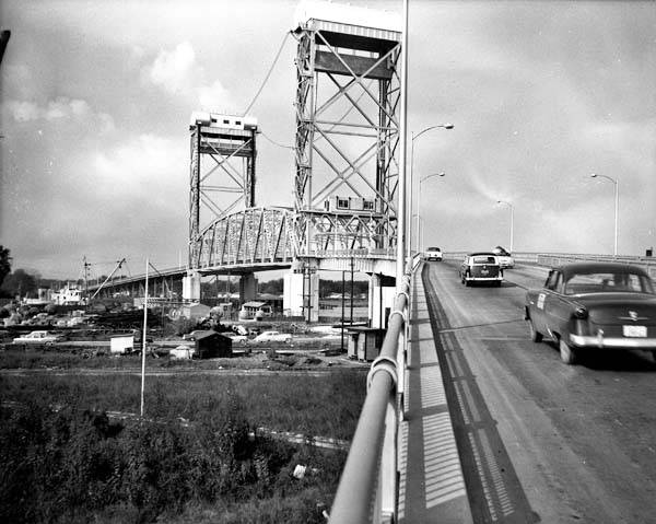 1957 - Claiborne Bridge
