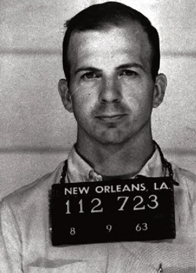 1963 - Oswald Mugshot at OPP