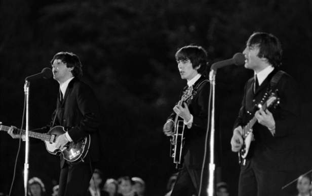 1964 - Beatles at City Park