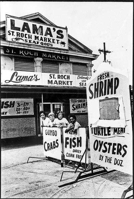 1970s - St. Roch Market