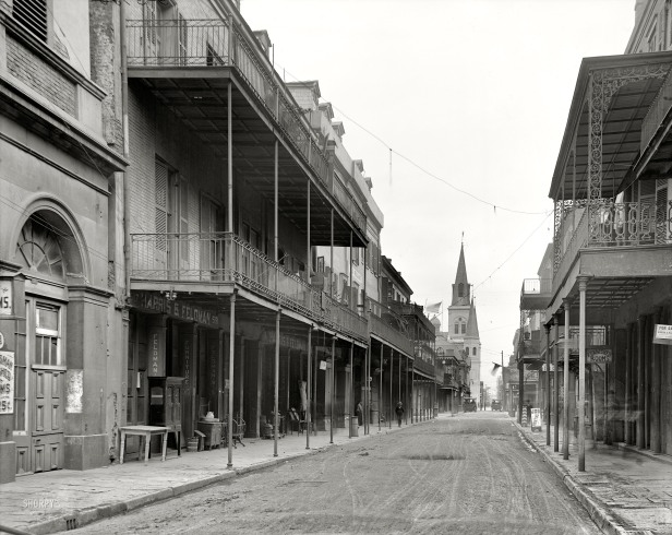 ca. 1906 Chartres Street